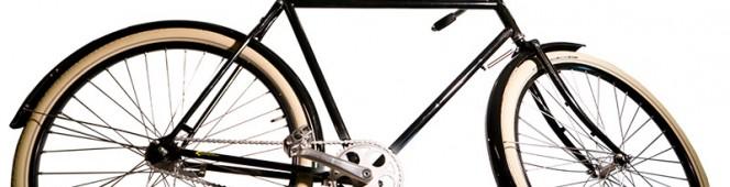 E-F-V Custom Cykel