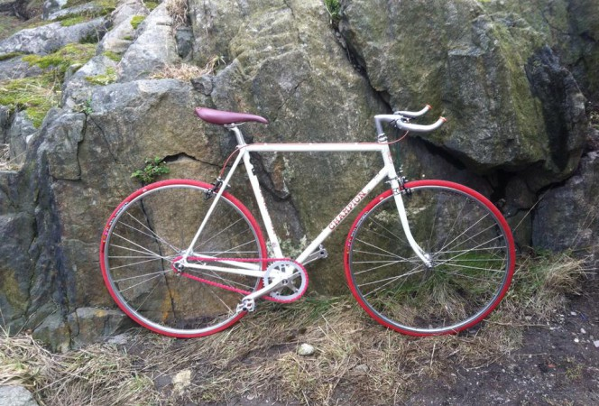 Singlespeed CHAMPION [SÅLD]