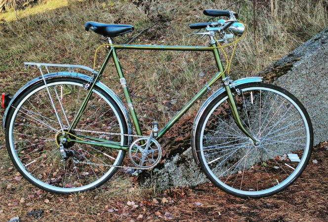 Raleigh Sprite 27… A very English story [SÅLD]